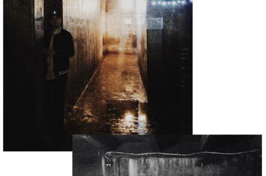 A clubnight in a WW2 bunker