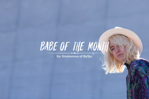 babe of the month | sju smatanova of BySju