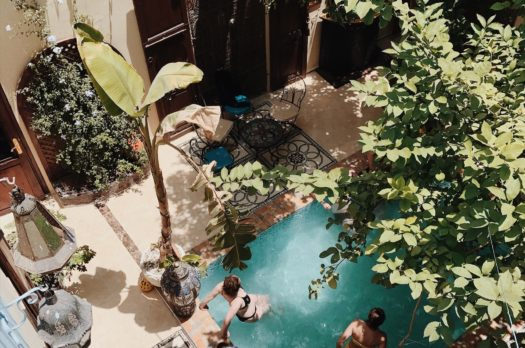 days in the riad