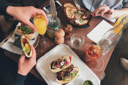 my favourite restaurants | the good egg in stoke newington
