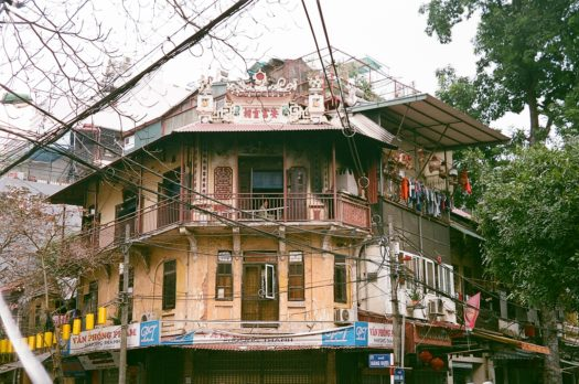 35mm postcards – Hanoi, you bad boy